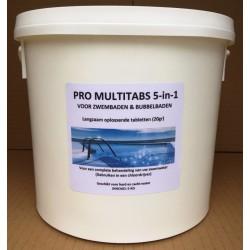 PRO MULTI-TABS 5-in-1, 20gram/5KG
